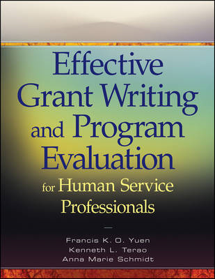 Effective Grant Writing and Program Evaluation for Human Ser (BOK)