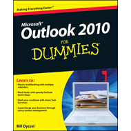 Outlook 2010 For Dummies (BOK)