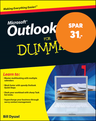 Outlook 2010 All In One For Dummies Discount