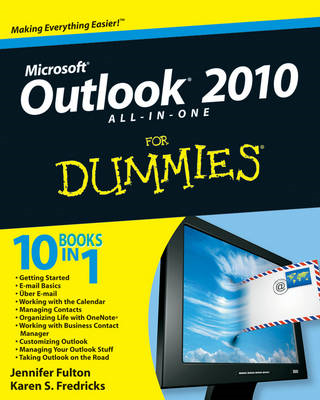 Outlook 2010 All-in-One for Dummies (BOK)