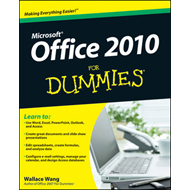 Office 2010 For Dummies (BOK)