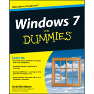Windows 7 for Dummies (BOK)
