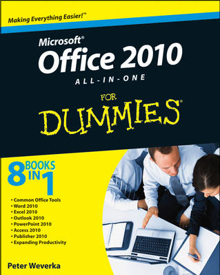 Office 2010 All-in-One For Dummies (BOK)