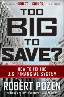 Too Big to Save (BOK)