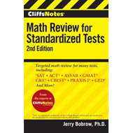 CliffsNotes Math Review for Standardized Tests (BOK)