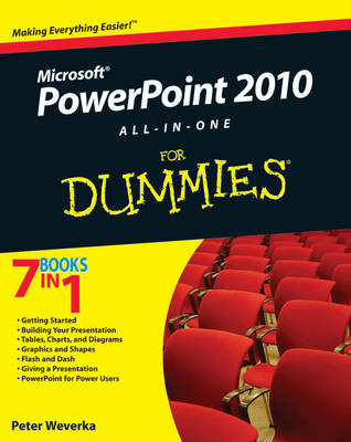 PowerPoint 2010 All-in-One For Dummies (BOK)