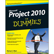 Project 2010 for Dummies (BOK)