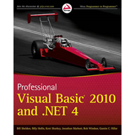 Professional Visual Basic 2010 and .NET 4 (BOK)