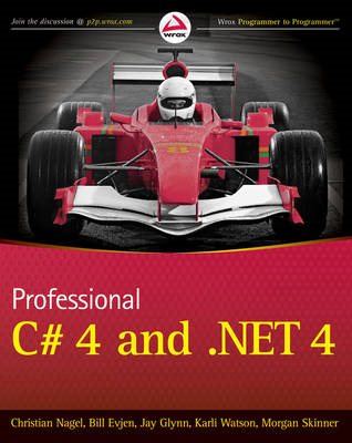 Professional C# 4.0 and .NET 4 (BOK)