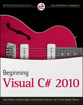 Beginning Visual C# 2010 (BOK)