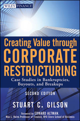 Creating Value Through Corporate Restructuring (BOK)