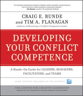 Developing Your Conflict Competence (BOK)