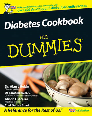 Diabetes Cookbook For Dummies (BOK)