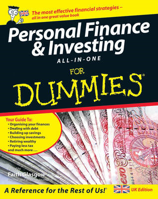 Personal Finance and Investing All-in-One For Dummies (BOK)