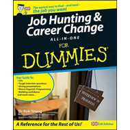 Job-Hunting and Career Change All-in-One For Dummies (BOK)