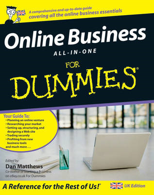 Online Business All-in-One For Dummies (BOK)
