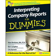 Interpreting Company Reports For Dummies (BOK)