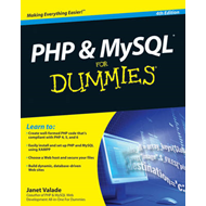 PHP and MySQL For Dummies (BOK)