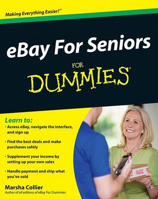 eBay for Seniors For Dummies (BOK)