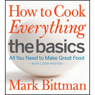 How to Cook Everything - The Basics (BOK)