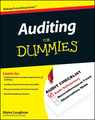 Auditing for Dummies (BOK)