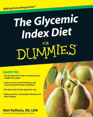 The Glycemic Index Diet For Dummies (BOK)