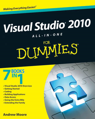 Visual Studio 2010 All-in-One For Dummies (BOK)