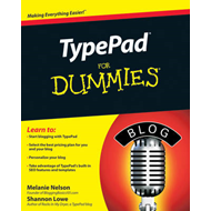 TypePad For Dummies (BOK)