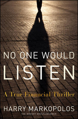 No One Would Listen (BOK)