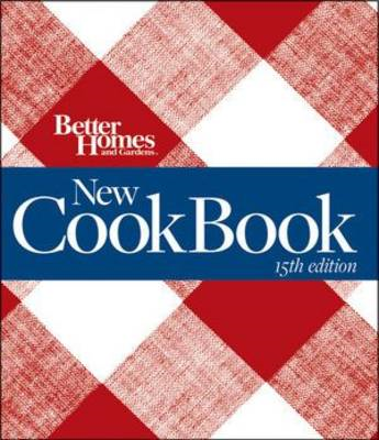 Better Homes and Gardens New Cookbook (BOK)