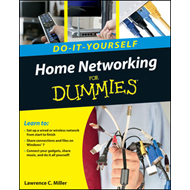 Home Networking Do-it-Yourself For Dummies (BOK)