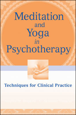 Meditation and Yoga in Psychotherapy (BOK)
