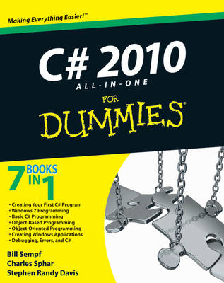 C# 2010 All-in-One For Dummies (BOK)