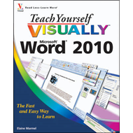 Teach Yourself Visually Word 2010 (BOK)