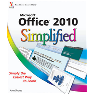Office 2010 Simplified (BOK)