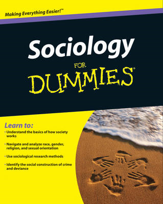 Sociology For Dummies (BOK)