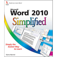 Word 2010 Simplified (BOK)
