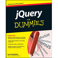 JQuery For Dummies (BOK)