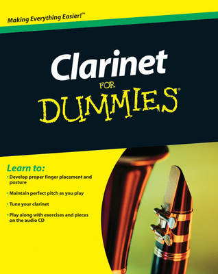 Clarinet for Dummies (BOK)