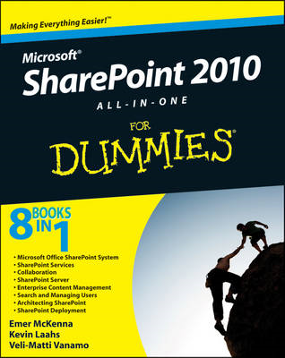 SharePoint 2010 All-in-One For Dummies (BOK)