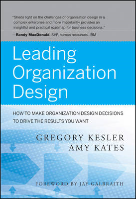 Leading Organization Design (BOK)