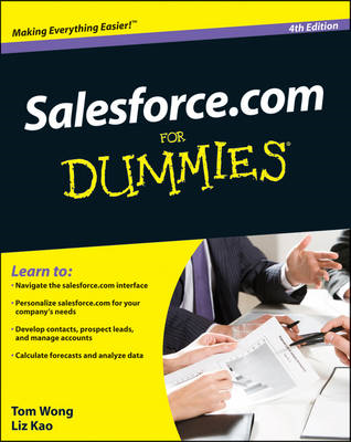 Salesforce.com For Dummies (BOK)