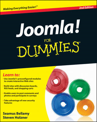 Joomla! For Dummies (BOK)