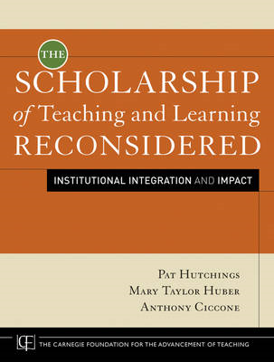 Scholarship of Teaching and Learning Reconsidered (BOK)