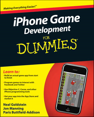 iPhone and iPad Game Development For Dummies (BOK)