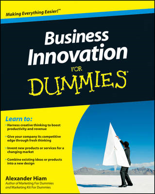 Business Innovation For Dummies (BOK)