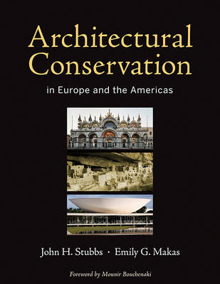 Architectural Conservation in Europe and the Americas (BOK)