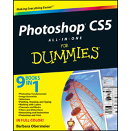 Photoshop Cs5 All-In-One for Dummies (BOK)