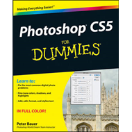 Photoshop CS5 For Dummies (BOK)