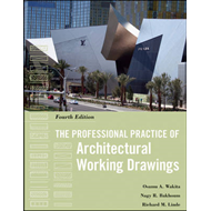 Professional Practice of Architectural Working Drawings (BOK)